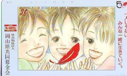 Télécarte Japon * MANGA * Comics *  (16.791)  Japan PHONECARD * TELEFONKARTE * CINEMA * FILM - BD