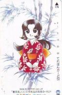 Télécarte Japon * MANGA * Comics *   (16.799)  Japan PHONECARD * TELEFONKARTE * CINEMA * FILM - BD