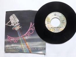 New Trolls  - 1978.  Warner Bros Records - Quella Carezza Della Sera - Aldebaran - Disco, Pop