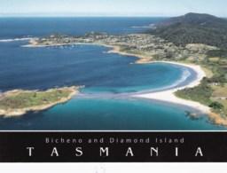 Bicheno & Diamond Island, East Coast, Tasmania - Unused - Other