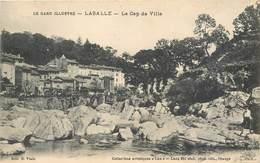 CPA 30 GARD LASALLE - Le Cap De Ville 1924 - Other Municipalities