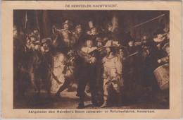 Rembrandt Nachtwacht Amsterdam - Peintures & Tableaux