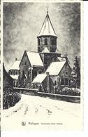 Rollegem - (Kortrijk - Mouscron) Dorpskerk Onder Sneeuw (zie Verso Ook) 2 Nov 1959 - Kortrijk