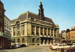 BELGIO-CHARLEROI-HOTEL DE VILLE-AUTO-FURGONE - Belgio