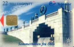 Norway Chip Cards, Museet Inneholder Gustav Vigelands (1pcs) - Norvegia