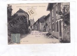 CPA: 14 X 9  -  MIRIBEL-les-ECHELLES  (Isère) -  Rue Basse - France