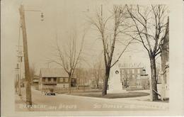Sainte Trérèse De Blainville (Canada - Québec) Monuments Des Braves - Carte Photo - Montreal