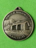 Bivacco Al Mangheneto A.n.a. Telve - Italia