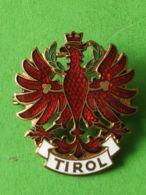 Spilla Tyrolo - Italia