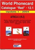 WORLD PHONECARD-RED-12.1 AFRICA 3 (R-Z) - Télécartes