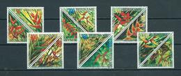 1999 Suriname Complete Set Flowers,plants Used/gebruikt/oblitere - Suriname