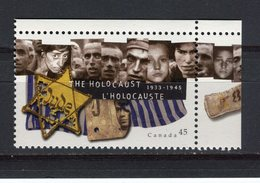 CANADA - Y&T N° 1449** - Cinquantenaire De La Fin De L'Holocauste - 1952-.... Règne D'Elizabeth II