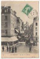 76 - LE TREPORT - La Rue De La Batterie - ND 17 - Le Treport