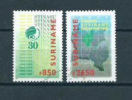 1999 Suriname Complete Set Stinasu Used/gebruikt/oblitere - Suriname