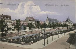 62226790 Strassburg Elsass Partie Am Johannesstaden Quai St Jean / Strasbourg /A - France
