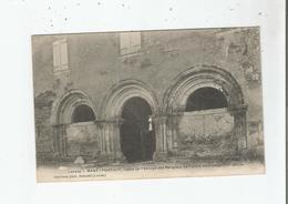 LANDES  MANT PONTAUT RESTES DE L'ABBAYE DES RELIGIEUX DE L'ORDRE DE CITEAUX (XII E SIECLE) - Autres Communes