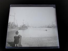 13 MARSEILLE En Environs - Ensemble De 18 Plaques De Verre (négatives) [60X65mm Circa 1909] - Plaques De Verre