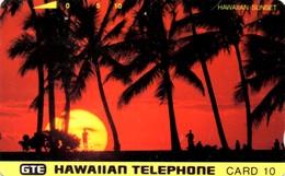 *HAWAII* - Scheda Usata - Hawaï