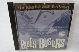 "CD ""Blues Buster"" Volume 1 - Blues"