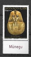 Monaco 2018 - Yv N° 3150 ** - L'or Des Pharaons - Unused Stamps