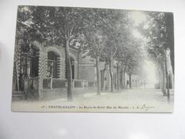 Chatelaillon . Le Rayon De Soleil Rue Du Marché - Châtelaillon-Plage