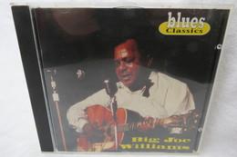 """CD """"Big Joe Williams"""" Blues Classics - Blues"""