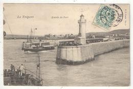 76 - LE TREPORT - Entrée Du Port - VP 3 - 1905 - Le Treport