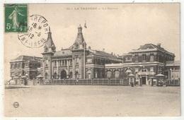 76 - LE TREPORT - Le Casino - CAB 10 - 1912 - Le Treport