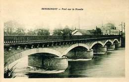 88 - REMIREMONT - Pont Sur La Moselle - - Remiremont