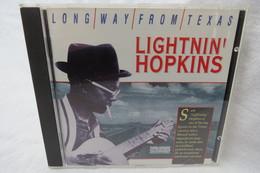 "CD ""Lightnin' Hopkins"" Long Way From Texas - Blues"