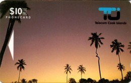 *ISOLE COOK - 01CIC* - Scheda Usata - Islas Cook