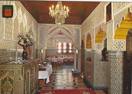 Sijilmasa Restaurant - Casablanca.   B-3522 - Hotels & Restaurants