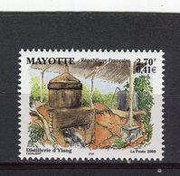 MAYOTTE - Y&T N° 90** - Distillerie D'ylang - Neufs