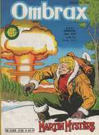 OMBRAX N° 233 BE LUG WAMPUS Martin Mystère  06-1985 - Ombrax