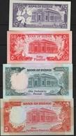 B 116 - SOUDAN Lot De 4 Billets état Neuf 1er Choix - Soudan