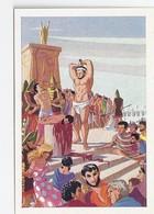 IMAGE SUCHARD N°52: Des Sacrifices Humains - Suchard