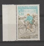 FRANCE / 1972 / Y&T N° 1710 ** : Journée Du Timbre (facteur Rural) BdF G - Gomme D'origine Intacte - France