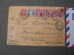 Marseille Capucines Cv. In Die Schweiz 1930 - Francia