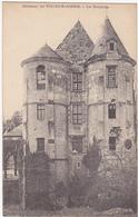 02 - Château De VIC-sur-AISNE - Le Donjon - 1916 - Vic Sur Aisne