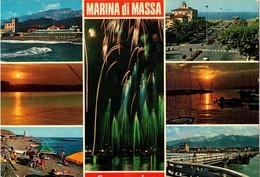 MARINA DI MASSA - SOUVENIR    - (MC) - Massa