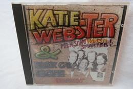 """CD """"Katie Webster & Black Cat Bone"""" Men Smart Women Smarter - Blues"""
