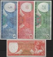 B 118 - SURINAM Lot De 4 Billets état Neuf 1er Choix - Surinam