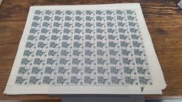LOT 440001 TIMBRE DE FRANCE NEUF**  LUXE N°PR196 VALEUR 180 EUROS FEUILLE - Feuilles Complètes