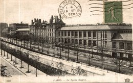 PARIS LE LYCEE BUFFON - Distretto: 15
