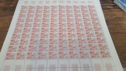 LOT 440013 TIMBRE DE FRANCE NEUF**  LUXE N°PR173 VALEUR 150 EUROS FEUILLE - Feuilles Complètes