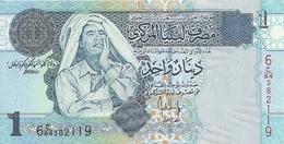 LIBYE 1 DINAR ND2004 UNC P 68 - Libye