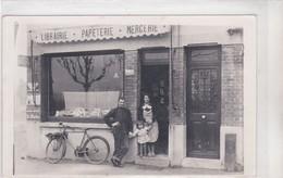 CARTE PHOTO à Identifier - Shops