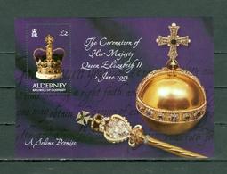 ALDERNEY - Année 2003 - MNH - Alderney