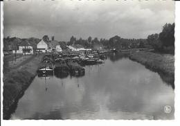 Bleharies- Le Port Fluvial Et L'escaut - Antoing