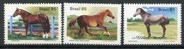 Brazil, Yvert 1719/1721, Scott 1976/1978,  MNH - Brazil